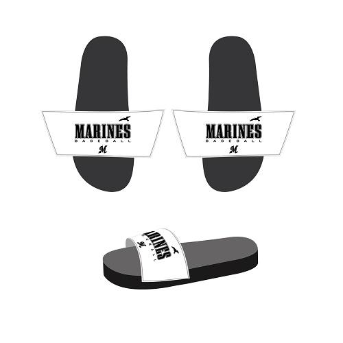Marines BASEBALL シャワーサンダル