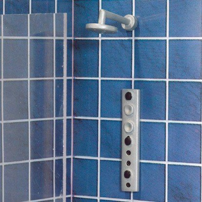 新価格!ドールハウス用 シャワーユニットのみ5671