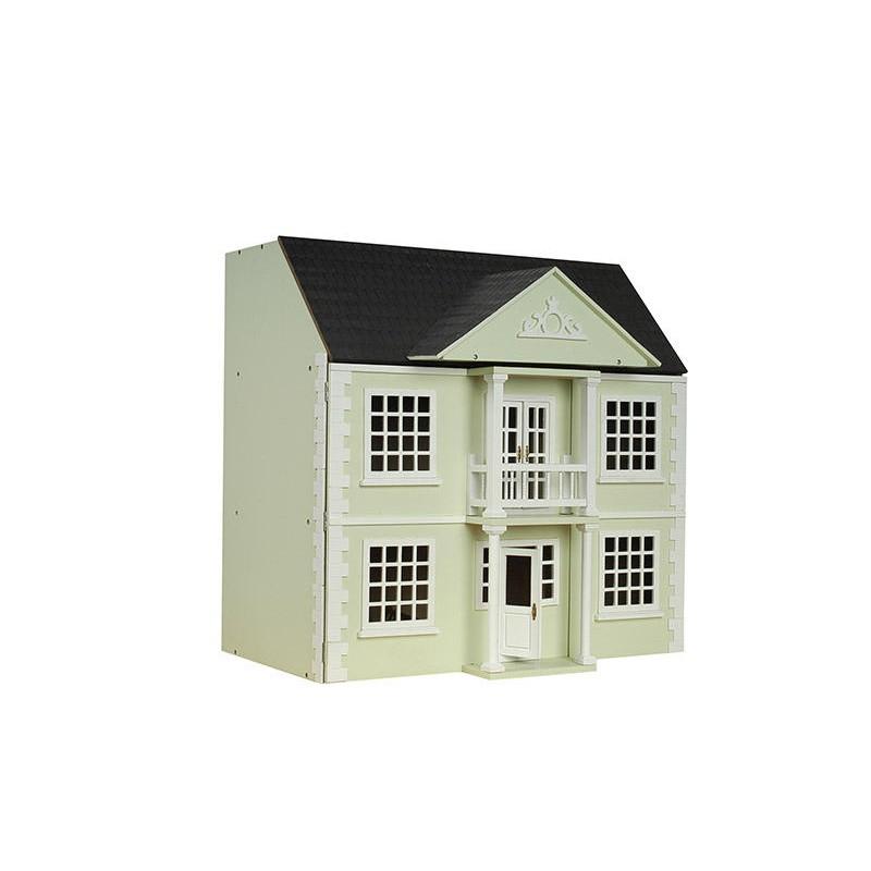 英国製ドールハウスキットDH033P(グリーン)