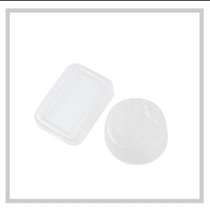 【食品用シリコン】HTV-4000 硬さ:普通タイプ 1箱[1KGセット×10缶]