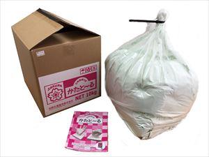 【送料無料】立体型取り材 かたとーる 10KG(大袋)
