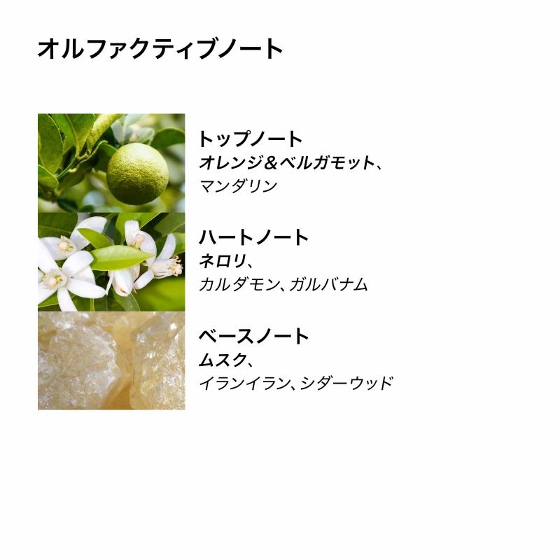 オレンジ&ベルガモット ハンドクリーム