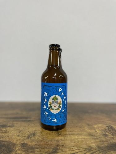 マルザホップ 梅錦ビール かなしきデブ猫ちゃんオリジナルラベル
