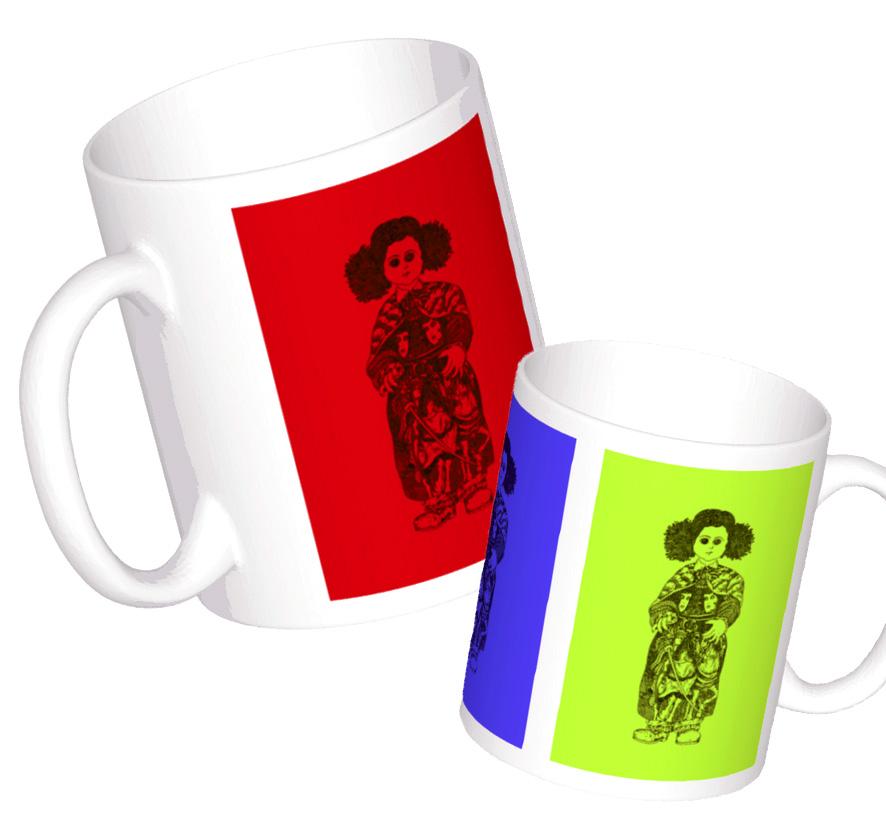 特別セール品《伊坂芳太良イラスト》オリジナルマグカップ�