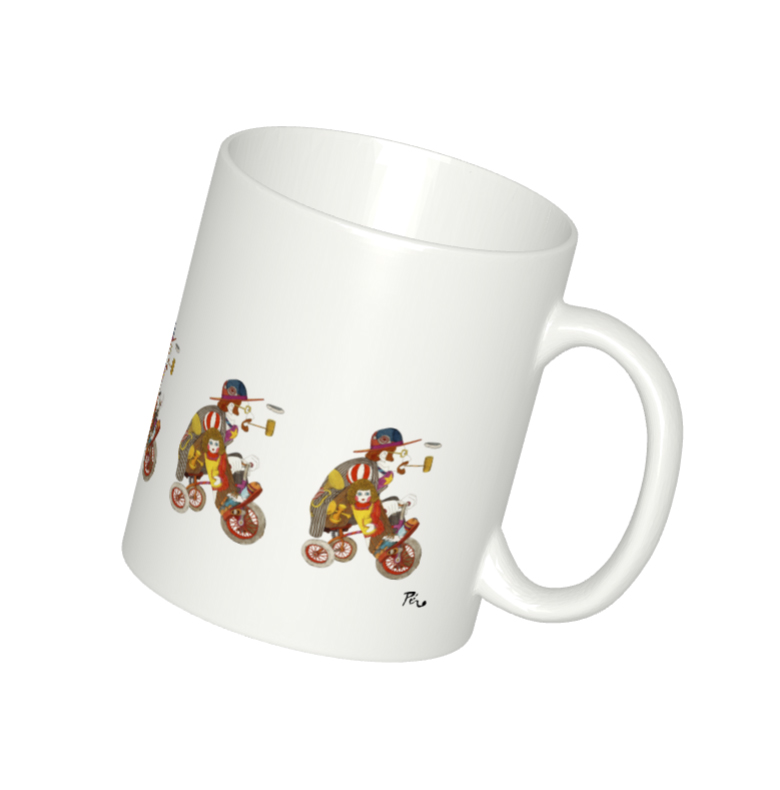 年末年始特別セール品《伊坂芳太良イラスト》オリジナルマグカップ�