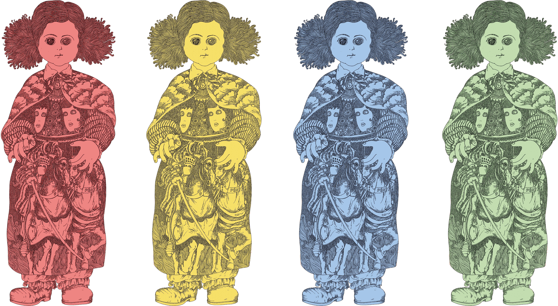 伊坂芳太良 illustration <br>Tシャツ・ブラックetc.<br>(お好きなデザインをどうぞ)