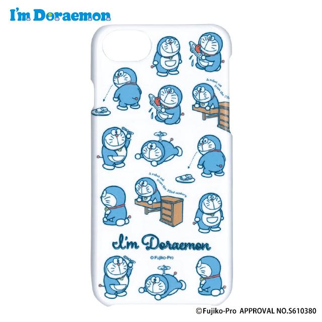 I'm Doraemon iPhoneケース(4.7inch) 初期ドラえもん