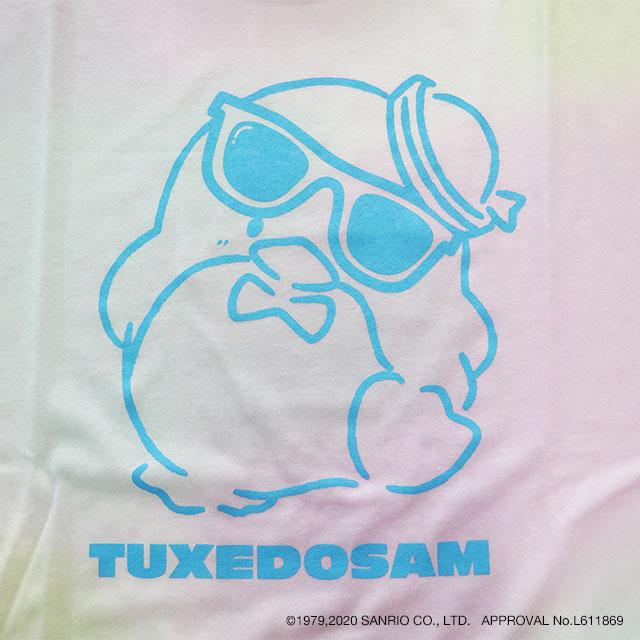タイダイ風BIG Tシャツ タキシードサム