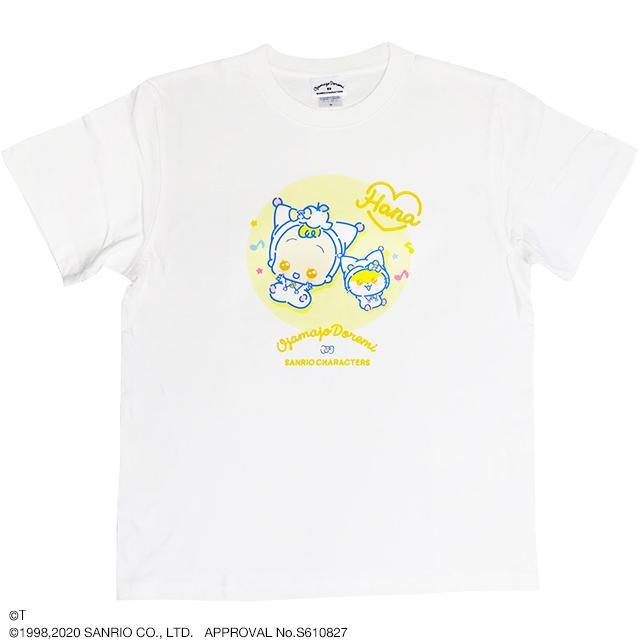 Tシャツ コロコロクリリン/ハナちゃん(おジャ魔女どれみ)