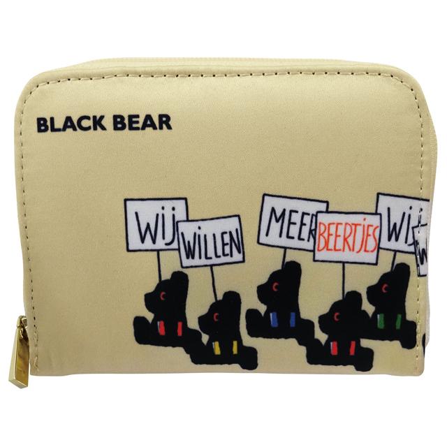 BLACK BEAR ミニウォレット ブラックベア
