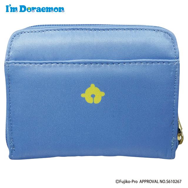 I'm Doraemon ミニウォレット 初期ドラえもん