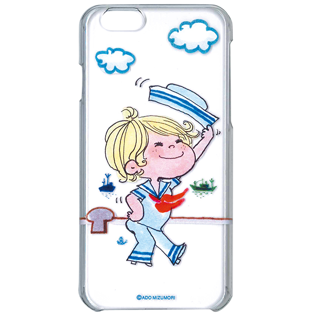 水森亜土 iPhone6/6s対応 case ポート