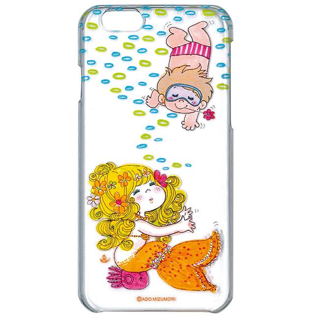 水森亜土 iPhone6/6s対応 case ダイブ