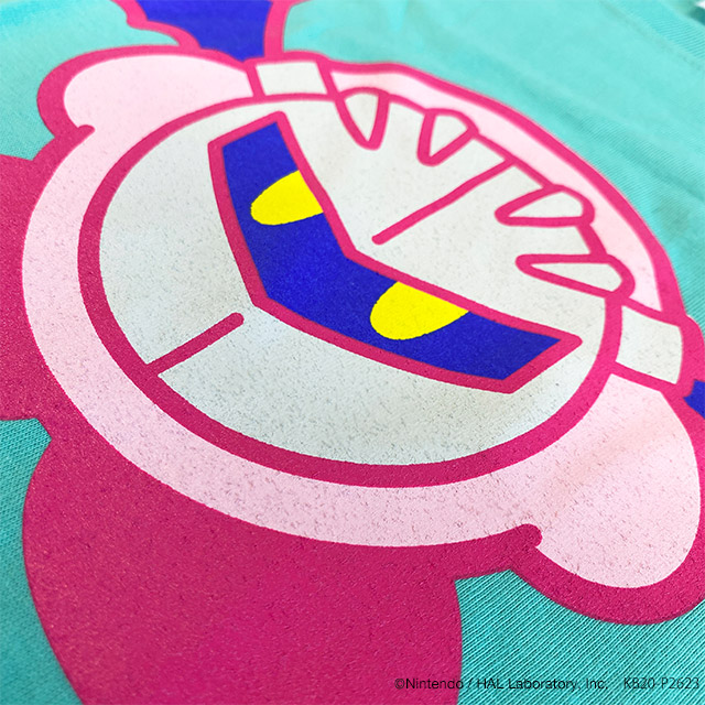 KIRBY MUTEKI! SUTEKI! CLOSET Tシャツ Meta Knight