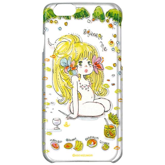 水森亜土 iPhone6/6s対応 case トロピカル