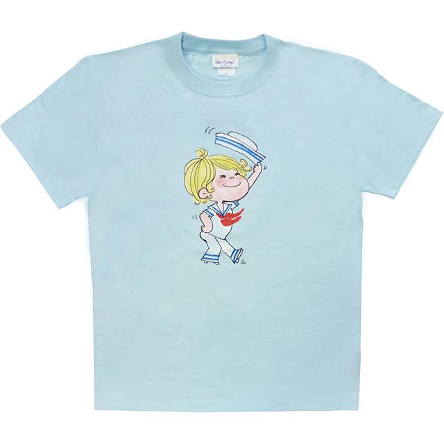 水森亜土 レディースTシャツ セーラー