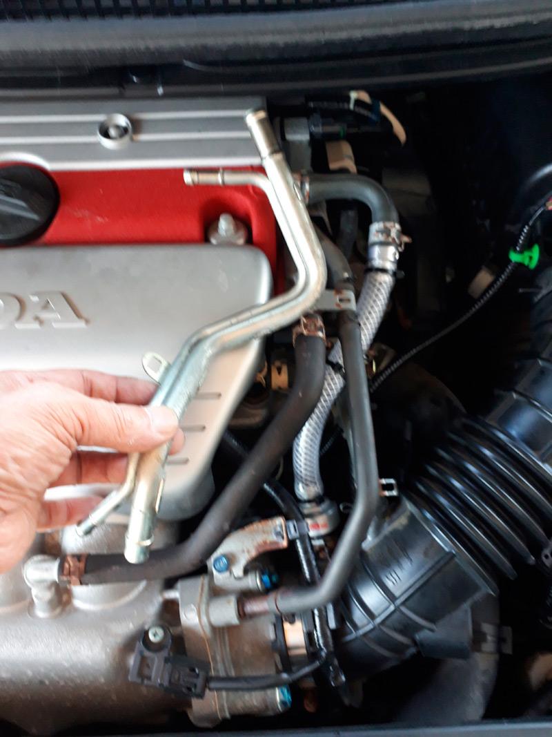 内圧コントロールバルブ ホンダ シビック Type R (OPTION仕様・レース限定車)用