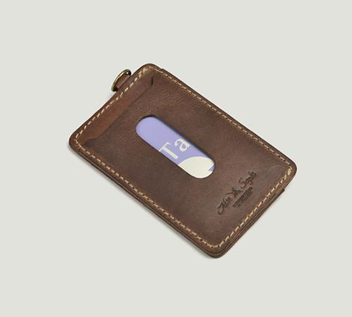 【アインソフ Ain Soph パスケース】 レディース パスケース  メンズ 定期入れ 本革 カードケース  「DA1369-HP」