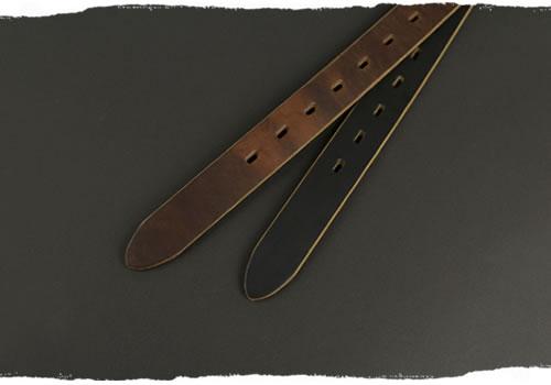 【クロムエクセル 送料無料 日本製】『 Nippon de Handmade 』アメリカはホーウィン社のオイルレザー、クロムエクセルに、日本製の真鍮バックル。メンズ、レディースに、革職人さんが1本1本手作りで仕上げた30mm幅の本革ベルト Horween Chromexcel Belt