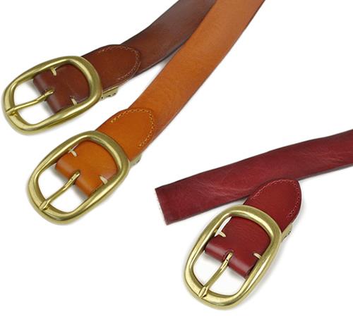 【本革 ベルト】『couleur -クルール-』気取ってなくて、色んなところがちょうどいい。メンズに、レディースに、普段使いの牛革カジュアルベルト