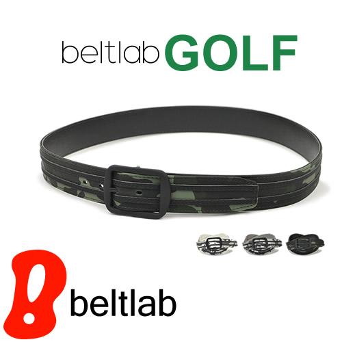 ゴルフ ベルト メンズ ゴルフウェア スポーツウェア ゴルフにおすすめ 迷彩 カモフラ柄と無地が両方楽しめる リバーシブル