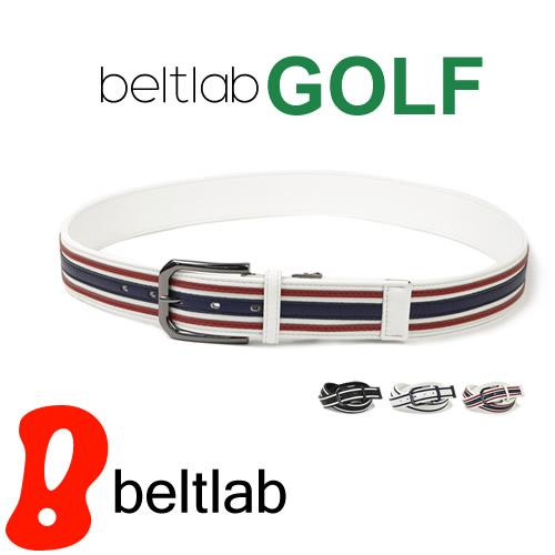 ゴルフ ベルト メンズ ゴルフウェア スポーツウェア ゴルフにおすすめ ストレッチ素材でほどよくフィット。モノトーンやトリコロールのボーダーがスポーティ