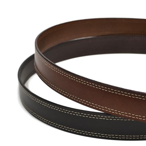 ロングサイズのベルト 大人カジュアルなステッチデザイン メンズ カジュアルベルト|大きいサイズ|Long Long