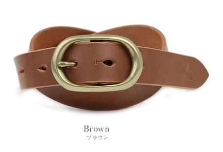 【ベルト アインソフ Ain Soph 送料無料 日本製】『 Nippon de Handmade 』アメリカンオイルに楕円の真鍮ギャリソンバックル、日本で職人さんがベルト1本1本手作り、使うほどに味わい深い上質な革を楽しむ牛革ベルト MEN'S Belt LADY'S Belt