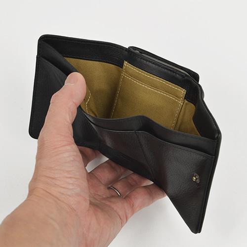 【アインソフ Ain Soph 財布】 レディース 財布  メンズ ミニ財布 本革 革財布 小さい財布 「DA1420-STN」