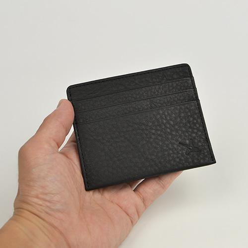 【アインソフ Ain Soph カードケース】 メンズ カードケース  レディース 札入れ 本革 カード入れ カードホルダー 「DA1424-STN」