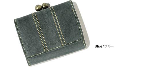 【アインソフ Ain Soph ウォレット】アインソフのこだわり、パラフィンレザーの満足感。アンティークな革の表情。シックな素材感とカラーリングで、かわいいデザイン。大きく開く、小銭入れが使いやすい。コンパクトだけど機能的な三つ折財布「DA705-HP」
