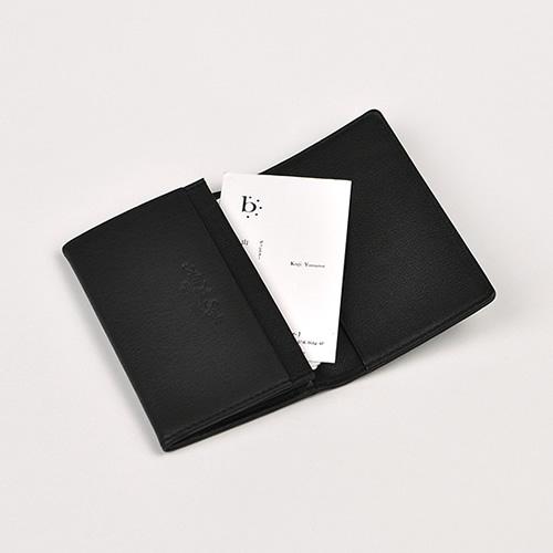 【アインソフ Ain Soph 名刺入れ】 メンズ レディース ユニセックス カ 革小物 革雑貨 カードケース 本革 レザー シック 「DA1455-STN」