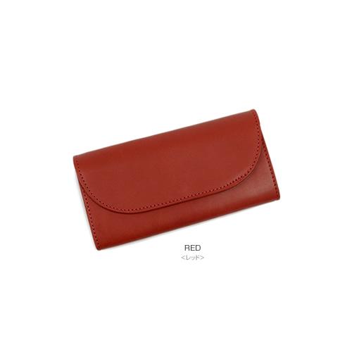 【財布 日本製 栃木レザー 送料無料】『pot -ポット-』大きなフラップで収納力抜群の長財布、ぬくもり感じるハンドメイド、メンズ、レディースに、ナチュラルな牛革の手触りが心地いい長財布 革財布 財布