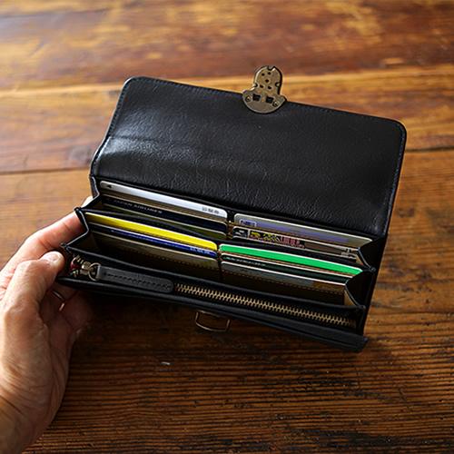 【アインソフ Ain Soph 財布】 メンズ 財布 レディース ミニ財布 本革 二つ折り財布 革財布 小さい財布 札入れ 束入れ 「DA1415 - HP」