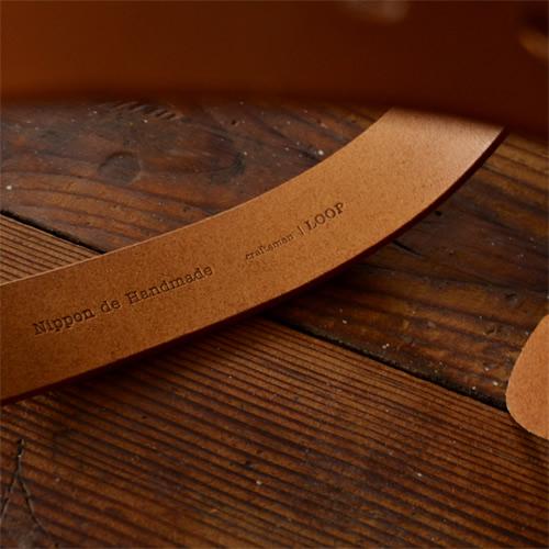 【送料無料 ベルト 日本製 栃木レザー】 Nippon de Handmade スマートな30mm幅 デニムにもスーツにも楽しめる栃木レザー、日本で職人さんがベルト1本1本手作り、革を楽しんでいただける カジュアルベルト 本革ベルト 紳士 ベルト Belt ギフト メンズ ビジネスベルト