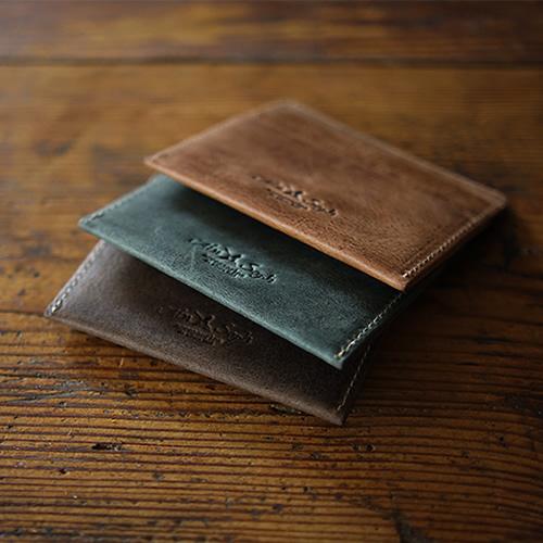 【アインソフ Ain Soph カードケース】 メンズ レディース ユニセックス カードケース パスケース 本革 レザー シック 「DA1414-HP」