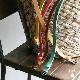 【ベルト レディース 細み 送料無料 日本製】『 itteki いってき 』12色の姫路レザー、1.5cm幅の細みなデザインにゴールド色のバックル、ベルト職人さんがベルト1本1本手作りで仕上げた本革ベルト 女性用 細 本革 レディース LADY'S Belt ギフトにも【U】