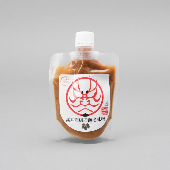高井商店の海老味噌 3個セット