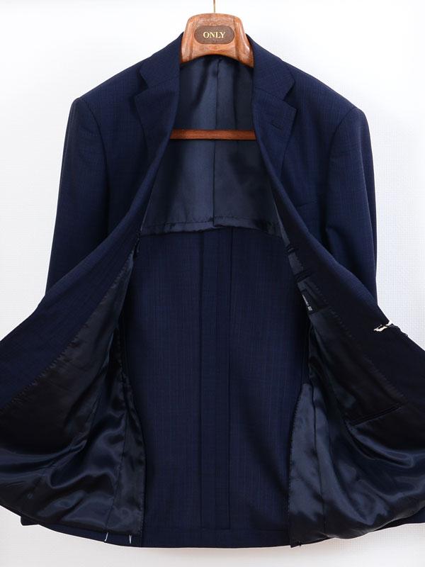 ≪WEB特価≫トラベラー2パンツ/ネイビーストライプスーツ