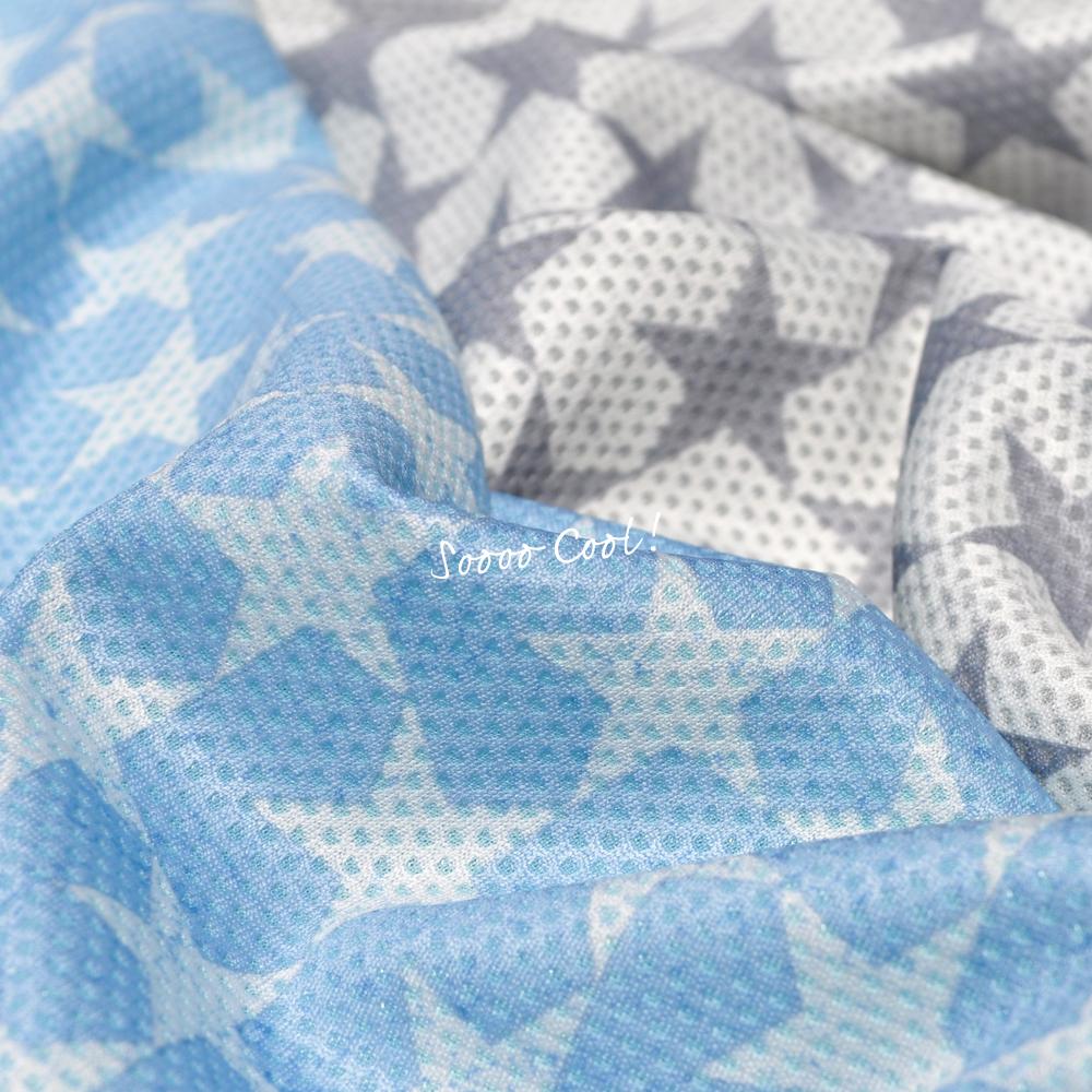 犬服|SOOOO COOL! 水に濡らしてひんやり!UVカット90%|ウォータークールクロス特殊冷感ニット|選べる3タイプ×15カラー