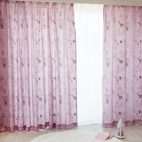アリス 【遮熱】  カーテン2枚組 [SB-3] ¥3,400〜¥5,990