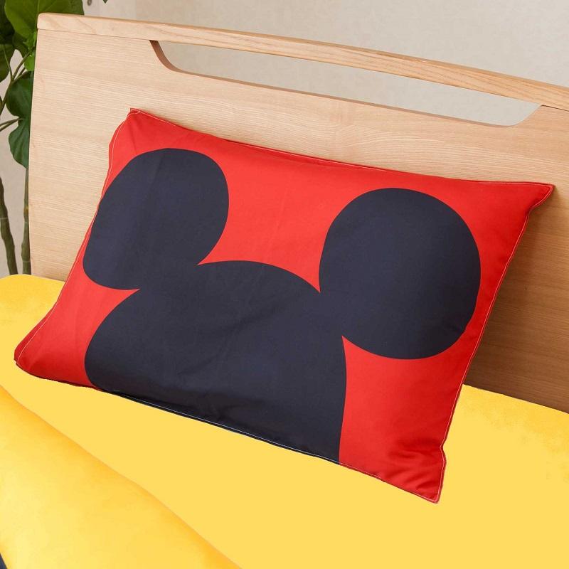 ミッキー POP 枕カバー  43x63cm[SB-237-P]