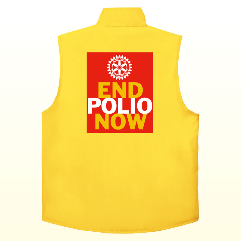 END POLIO NOW ベスト