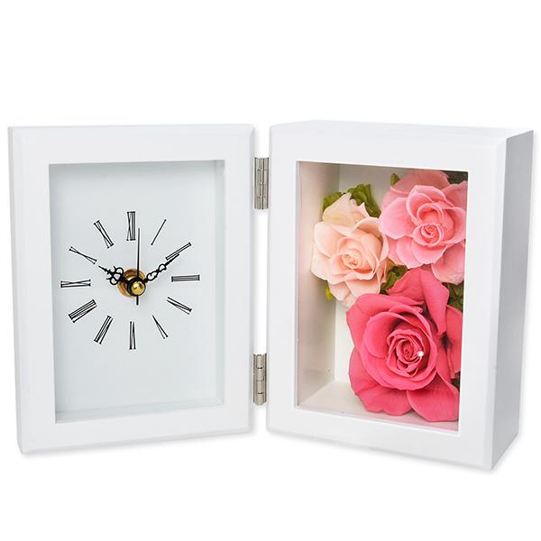 フレームアレンジ 花時計〜Flower clock〜
