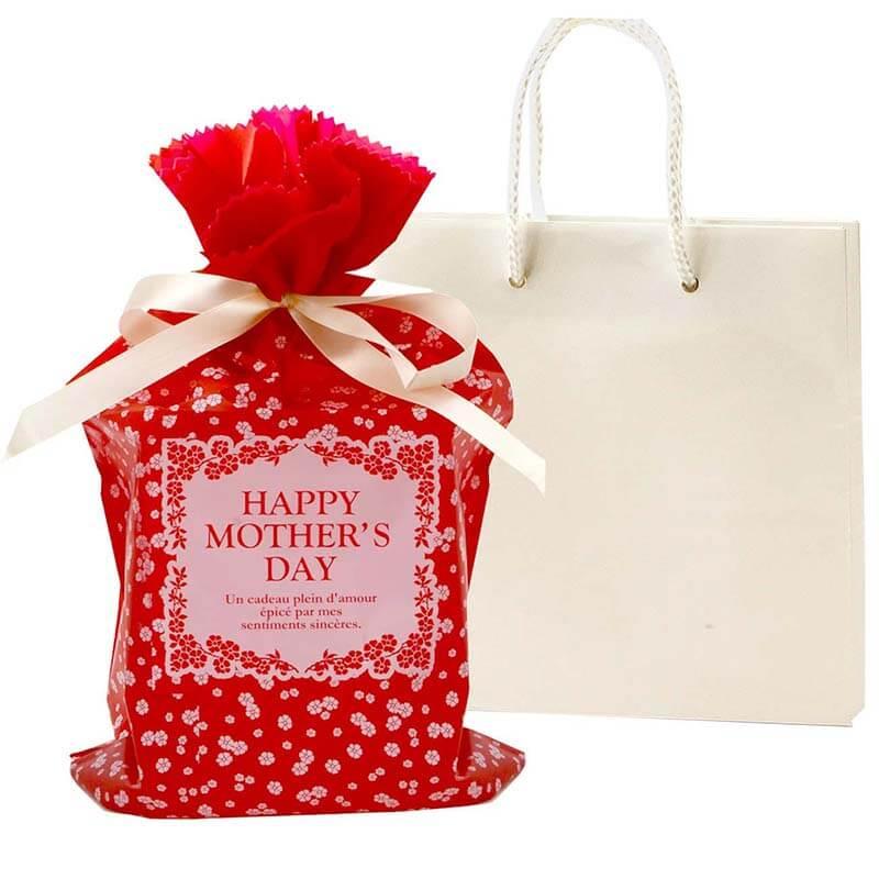 """母の日 キューブアレンジ """"Mother's Day""""ピック"""