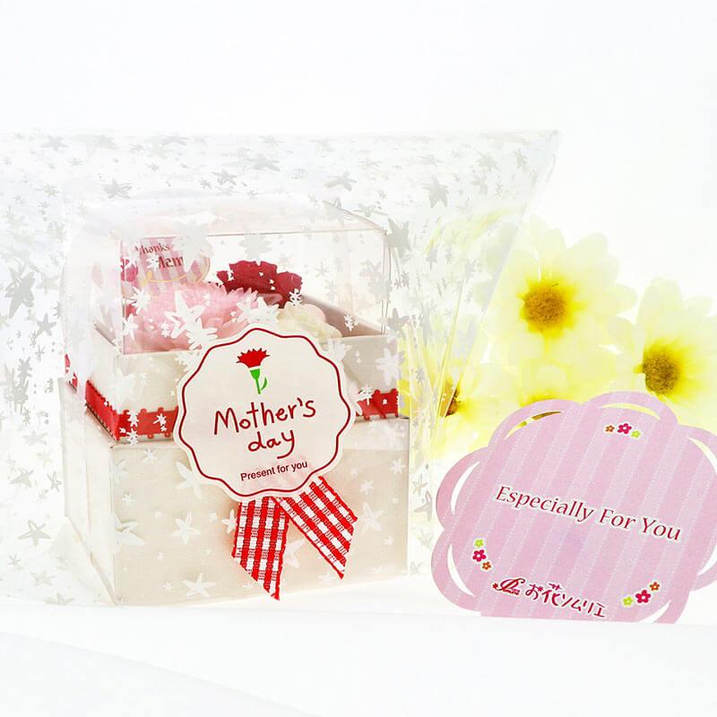 CandyFlower フラワープチボックスMother'sDay(母の日) PF-0072-WHMOM-FP37