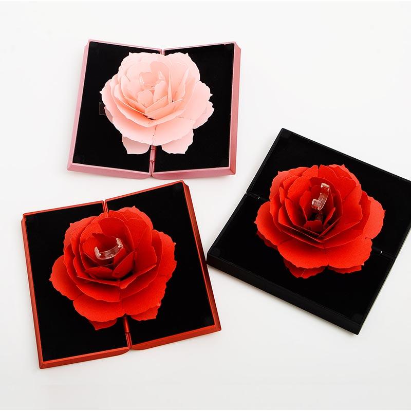 シルバーリング Sweet Rose