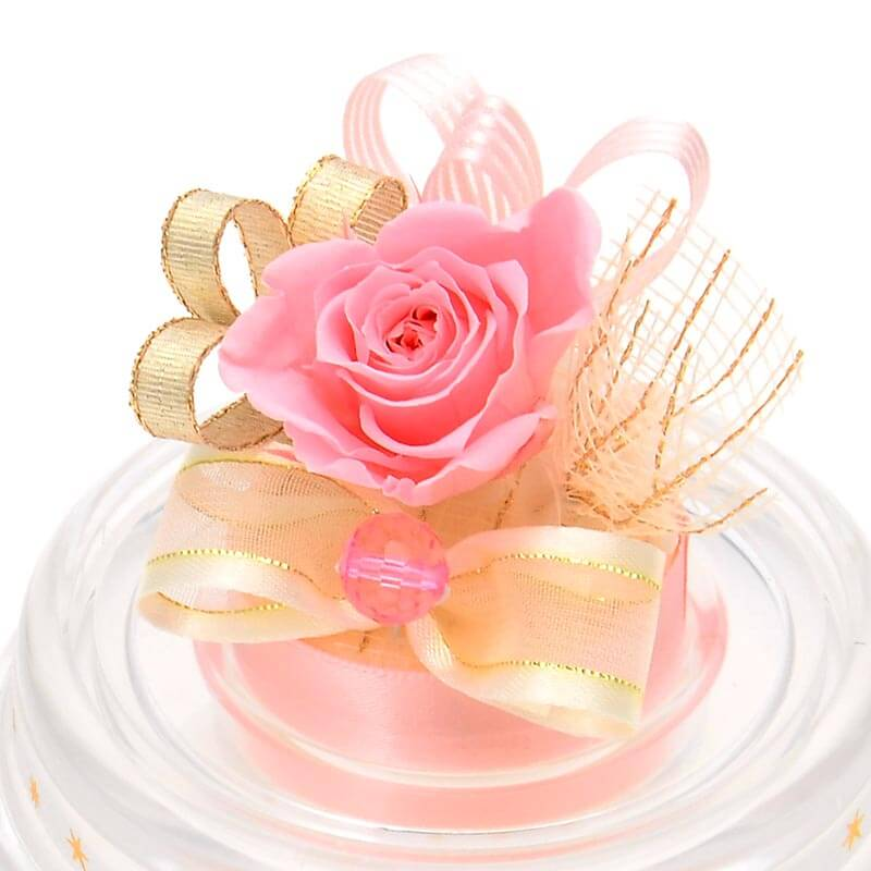 母の日 セット 誕生石ミニドーム&フルラハンカチ ブランド