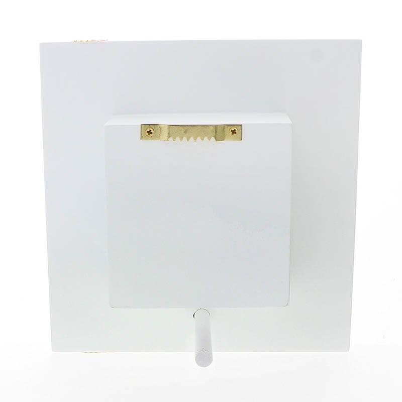 プリザーブドフラワー フレーム ホワイト 5色展開