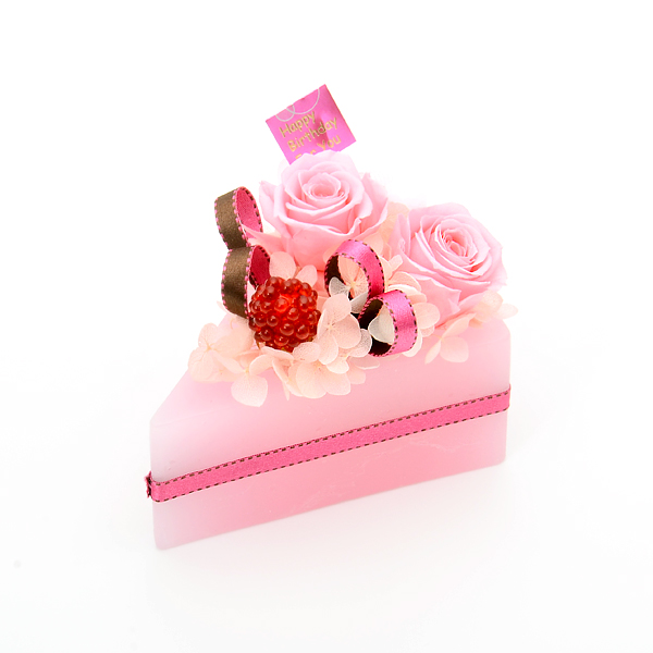 ケーキアレンジ スモールピュアケーキ